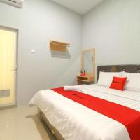 RedDoorz @ Helvetia Medan 2, hotel di Pulauberayan