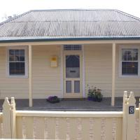 Darcy's Cottage on Piper, hotel em Kyneton