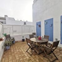 Ático Santo Domingo, maravillosa terraza en el centro de Cádiz