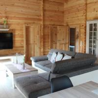 Ferienhaus Harmonie, Sauna,Seeblick, familienfreundlich