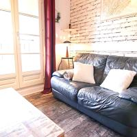 Apartment with one bedroom in Gérardmer, with wonderful mountain view and enclosed garden
