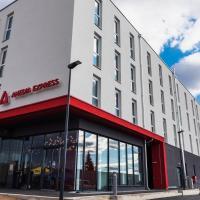AMEDIA Express Graz Airport I contactless check-in, Hotel in der Nähe vom Flughafen Graz - GRZ, Feldkirchen bei Graz