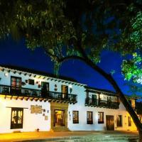 Hotel La Posada de San Antonio, hotel in Villa de Leyva