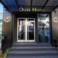 Hotel Olive, отель во Влёре