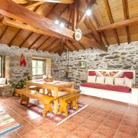 House with one bedroom in Amarante, with furnished garden and WiFi
