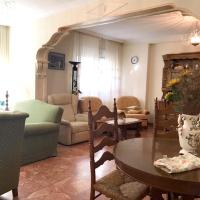 Apartment with 4 bedrooms in Sanxenxo with balcony