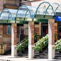 Novotel Sydney Central, hotel en Chinatown, Sídney