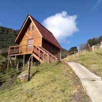 Las Acacias Hobbit House, hotel en Chocontá