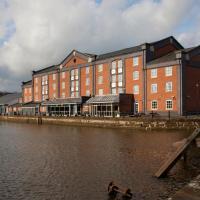 Holiday Inn Ellesmere Port/Cheshire Oaks, an IHG Hotel, hotel in Ellesmere Port