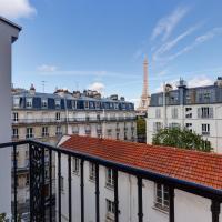 Hotel Muguet, hotel in 7th arr., Paris