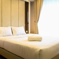 Stunning 3BR Apartment at The Branz BSD City By Travelio, hotel in Samporo
