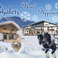 Sieglhub Chalets - Appartements - Hotel, hotell i Flachau