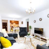 Next to Airport Luxurious 3bd Benta Homestay Apartment