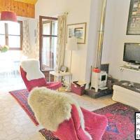 Chalet de 3 chambres a Peisey Nancroix avec magnifique vue sur la montagne terrasse et WiFi a 500 m des pistes