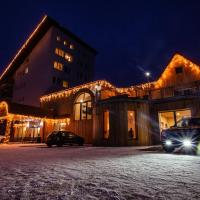 Hotel Zerrenpach Látky, hotel in Látky
