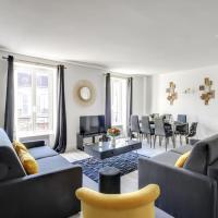 802 Suite Lovely, somptuous APT, Door of Paris