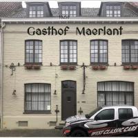 Gasthof Maerlant, hotel in Damme