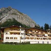 Hotel Kirchdach, hotel in Gschnitz