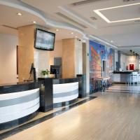 Tryp Leon Hotel, отель в городе Леон