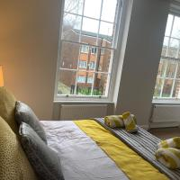 Liverpool Georgian Quarter 1 Bed Apartment Sleeps 4