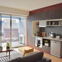 Stylish 1 Bedroom Apartment By Melbourne Park in Richmond