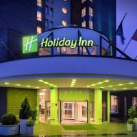 Holiday Inn Hamburg: Hamburg'da bir otel