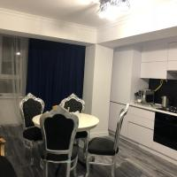 luxury apartment, hotel in Rîşcani