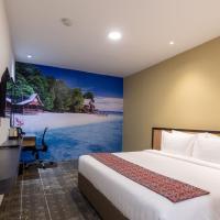 Hotel 7 Suria, hotel in Kota Kinabalu