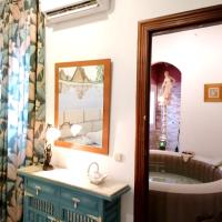 House with 3 bedrooms in Calamonte with furnished terrace and WiFi, hotel en Calamonte