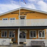 Henningsvær Guesthouse, hôtel à Henningsvær