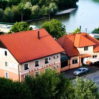 Guesthouse ob Sotočju Budič, hotel v mestu Brežice