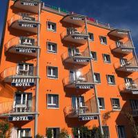 Hotel Garni Montaldi, отель в Локарно