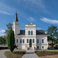 Villa Rosenaw, hotel v Rožnově pod Radhoštěm