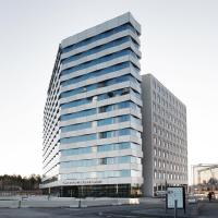 Comfort Hotel Arlanda Airport Terminal, hotel in zona Aeroporto di Stoccolma-Arlanda - ARN, Arlanda