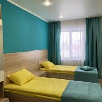 Придорожный комплекс Grand Oasis, отель в городе Perevolotskiy