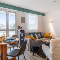 Charming flat with swimming-pool and parking in Quiberon center - Welkeys