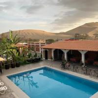 Huacachina Desert House