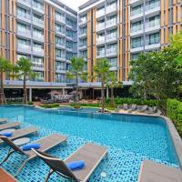Hotel Amber Pattaya, מלון בפטאייה סנטרל