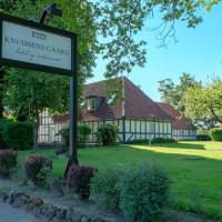 Best Western Hotel Knudsens Gaard, отель в Оденсе