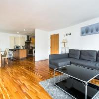 NEW Sleek 2BD City Flat in the Heart of Farringdon