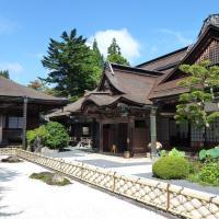 Yochi-in, hotel in Koyasan