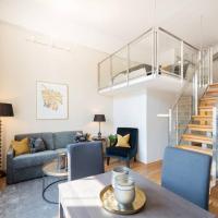 Nordic Host Luxury Apts - Prinsens Gate - Large Mezzanine Studio