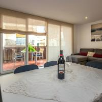 Awesome apartment in Canet de Mar w/ WiFi and 4 Bedrooms