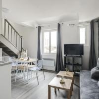 804 Suite Styling, Superb Duplex, Door of Paris