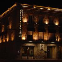Hostal Bonavista, hotel en Cervera