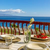 La Plage - Home and Sea, hotell i Nizza di Sicilia