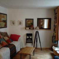 Superb cozy studio near MONTMARTRE and PIGALLE