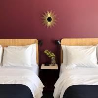 The Nomad Motel, hotel v destinaci International Falls