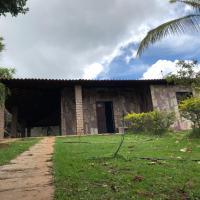 Viesnīca Casa Campos da chapada pilsētā Palmeirasa