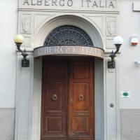 Hotel Italia, hotell i Porretta Terme